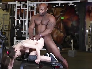 Black is Better - Nat Turner and Tiffany Star - Ask pardon Her Sweat