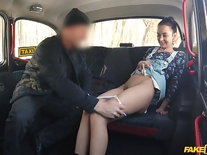 Freya Dee unleashes lust with the fake taxi driver. Fixing 1 of 2.