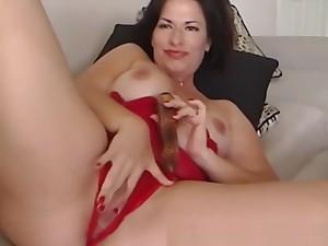 Best sex sheet MILF unbelievable uncut