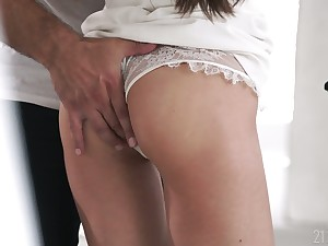 Some good anal polishing is never augmentation late be useful to really ravening Lilu Moon